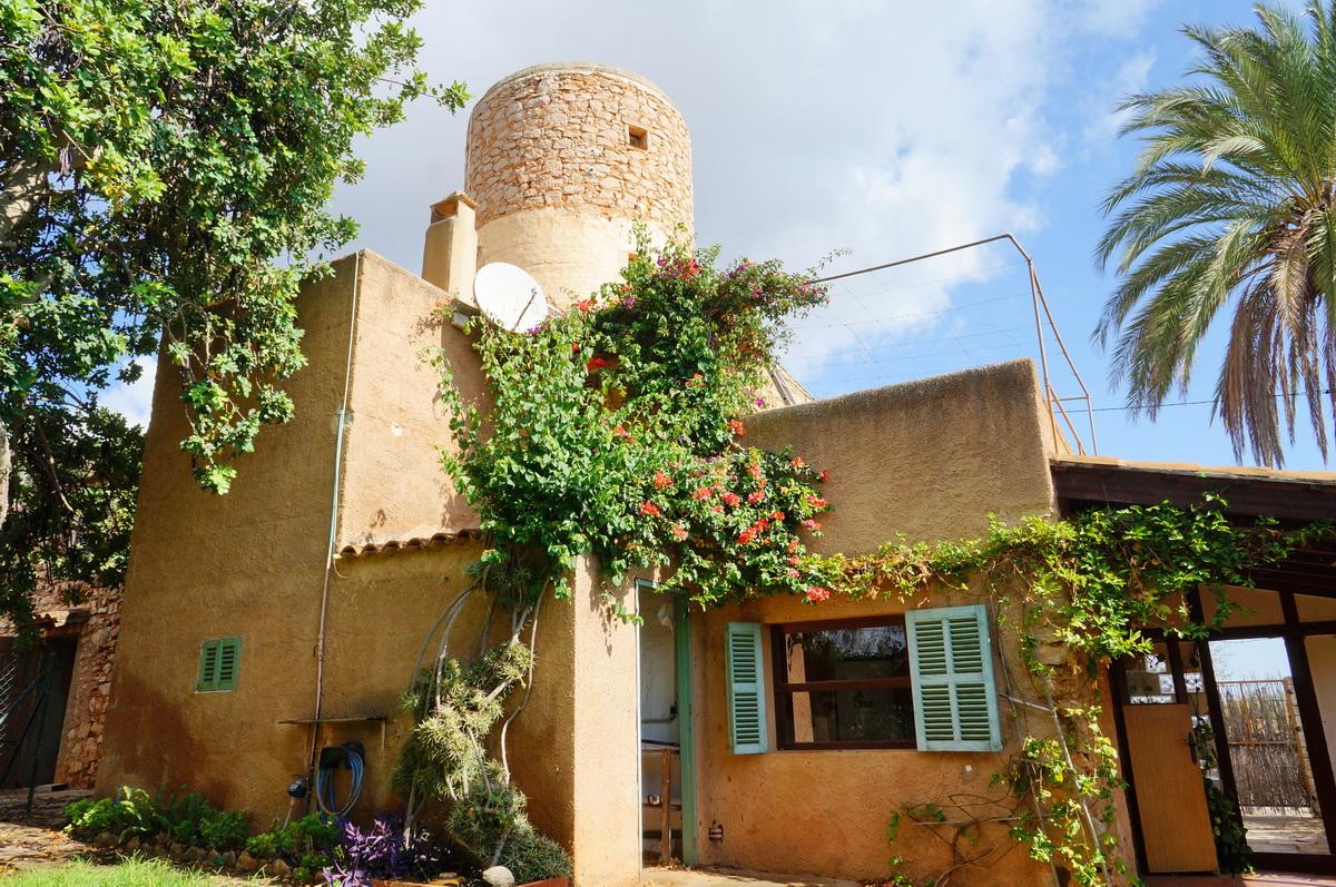 Urige Muhle In S Horta Immobilien Auf Mallorca Fincas